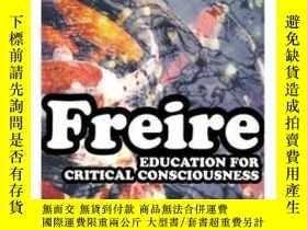 二手書博民逛書店Education罕見For Critical Consciousness-批判意識教育Y436638 Pau