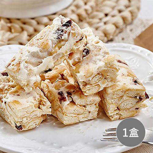 【瘋神邦】法式蔓越莓布蕾Q棉花糖餅禮盒(450g/盒)