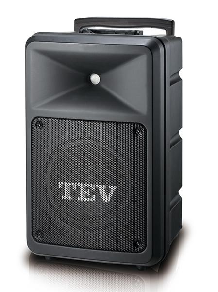台灣精品 TEV TA680iB-2 藍芽/CD/USB/SD雙頻無線擴音機 藍芽、USB、SD Card *廣播教學 戶外活動