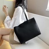 單肩包女士大容量包包2020新款潮斜挎包網紅手提包時尚百搭托特包 雙十二全館免運