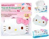 日本Sanrio三麗鷗 Kitty/蛋黃哥/美樂蒂 造型紙巾蓋 可重覆黏貼【JE精品美妝】