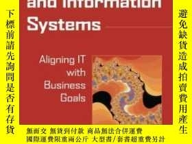 二手書博民逛書店Business罕見Rules And Information Systems: Aligning It With
