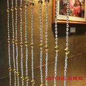 金碧輝煌 黃水晶珠簾 石頭記