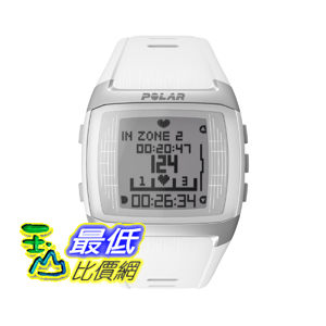 [103 美國直購] 極地FT60心率監視器,白色  Polar FT60 Heart Rate Monitor, White  $5240