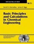 二手書博民逛書店《Basic Principles and Calculations in Chemical Engineering, 7/e》 R2Y ISBN:0131233688