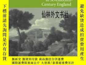 二手書博民逛書店【罕見】Literature And Utopian Politics In Seventeenth-centur