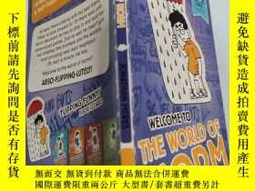 二手書博民逛書店welcome罕見to the world of norm 歡迎來到規範的世界...Y200392