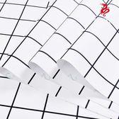 墻紙自粘臥室創意3d立體貼紙宿舍防水溫馨壁紙房間客廳裝飾墻貼畫igo