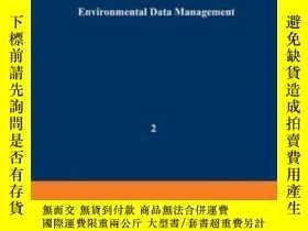 二手書博民逛書店Environmental罕見Data Management (nato Conference Series)-環