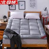 床墊1.8m床雙人褥子墊被1.5m床1.2米單人學生宿舍海綿榻榻米床褥 BLNZ 免運