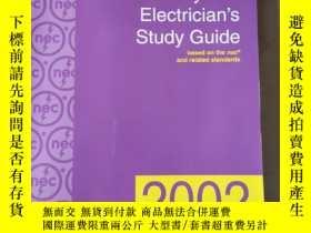 二手書博民逛書店Stallcups罕見Journeyman Electricians Study Guide based on