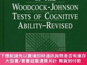二手書博民逛書店Clinical罕見Interpretation of the Woodcock-Johnson Tests of