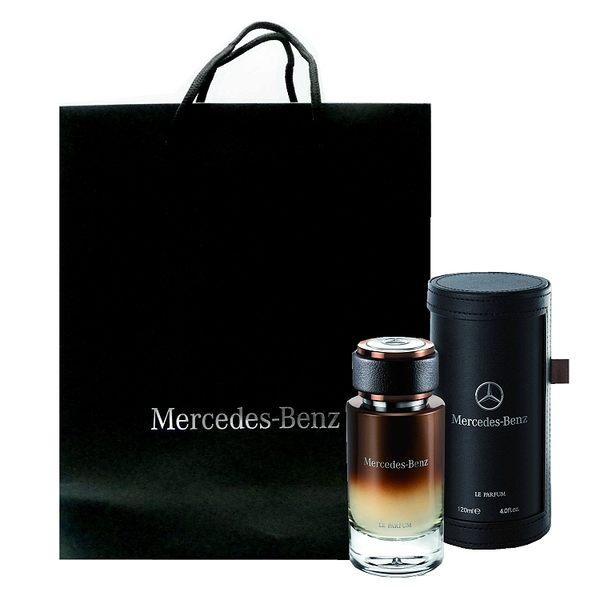 Mercedes-Benz 賓士極致紳士男性淡香精 120ml 搭贈賓士原廠紙袋