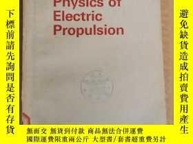 二手書博民逛書店physics罕見of electric propulsion(P096)Y173412