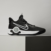 Nike KD Trye 5 IX EP 男 黑白 明星款 避震 包覆 支撐 籃球鞋 CW3402-002