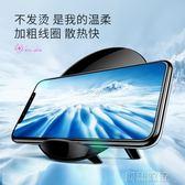 無線充電器 iPhoneX蘋果8手機三星s8快充小米QI8Plus專用 創想數位 DF