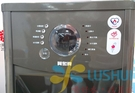 【免費安裝】賀眾牌微電腦 冰溫熱 落地型節能飲水機UN-1322AG-1-R【內建RO機】