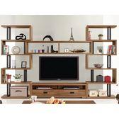 電視櫃 MK-801-1 柏德10尺組合電視櫃【大眾家居舘】