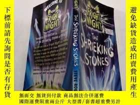 二手書博民逛書店The罕見shrieking stones:尖叫的石頭Y200392