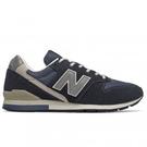 New Balance 996 男鞋 女鞋 休閒 經典 麂皮 緩震 藍【運動世界】CM996GN