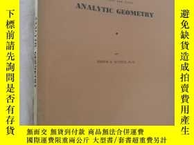 二手書博民逛書店Schaum s罕見Outline of Theory and Problems of plane and sol