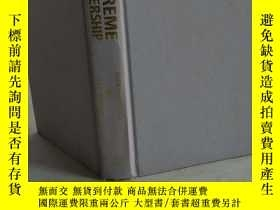 二手書博民逛書店Extreme罕見Ownership:How U.S. Navy SEALs Lead and Win 精裝原版奇