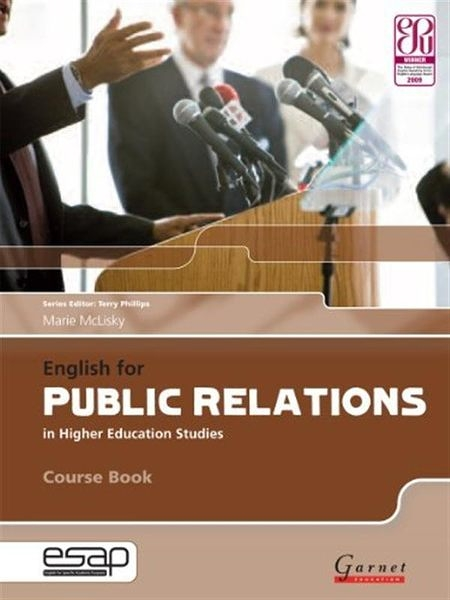 English for Public Relations: Course Book & 2 audio CDs