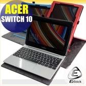 【EZstick】ACER Switch 10 SW5-011專用皮套 (可裝鍵盤基座旋轉款式)(送平板機身背貼)