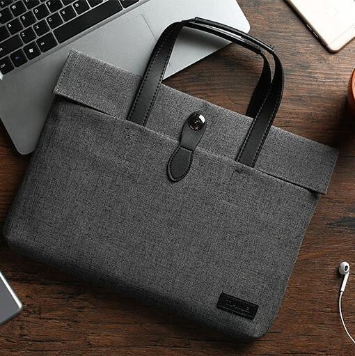 筆電包 蘋果筆記本聯想小米電腦包15.6 14寸13.3手提air13pro時尚韓版手提包【限時八五鉅惠】