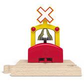 【免運費】《 德國 Hape 愛傑卡》 軌道系列 - 電動火車響鈴╭★ JOYBUS玩具百貨