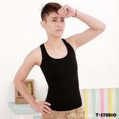 《T-STUDIO》STYLE系列/雕塑完美身形/貼身塑型套頭全身(黑)