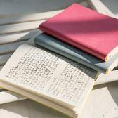 橫線筆記本子 A5商務記事本文具辦公用品軟皮線圈本工作手帳 簡約創意    韓小姐