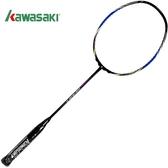 [ 陽光樂活= ] KAWASAKI  KBD616 高鋼性碳纖維羽球拍