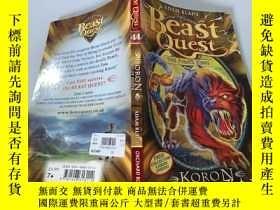 二手書博民逛書店Beast罕見Quest:Jaws Of Death 野獸探索:死亡之口Y200392