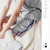 韓國製 套裝短褲 側線條【PS20421】- SAMPLE