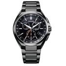 CITIZEN 光動能 電波計時 萬年曆鈦金屬 CB5045-60E 手錶