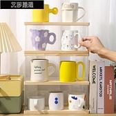 杯架 木質杯架家用杯子置物架多層水杯架奶茶取杯架桌上防塵馬克杯收納