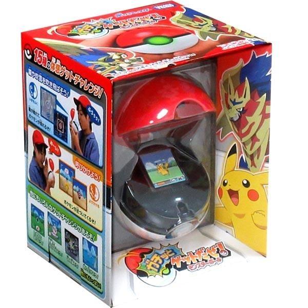 Pokemon GO 寶可夢抓寶大冒險遊戲機_PC14284 神奇寶貝 精靈寶可夢