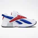 REEBOK Interval 96 男鞋 休閒 老爹鞋 穿搭 透氣 白 紅 藍【運動世界】FV5520