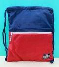 【震撼精品百貨】M.B.D.CLUB_泰迪熊~泰迪熊日本防水後背帶/束口後杯袋-紅藍#63820