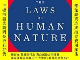 二手書博民逛書店The罕見Laws Of Human NatureY364153 Robert Greene Viking