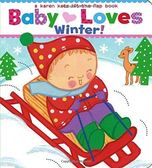 BABY LOVES WINTER 硬頁翻翻書 (OS小舖)