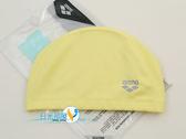 *日光部屋* arena (公司貨)/ARN-6406-YEL 2WAY 舒適矽膠泳帽