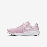 Nike STAR RUNNER 2  [AQ3542-601] 女鞋 大童 慢跑 運動 輕量 透氣 避震 路跑 粉白