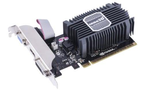 Inno3D 映眾 GEFORCE GT 710 2GB DDR3 LP 顯示卡