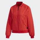 ADIDAS CNY 女裝 外套 夾克 立領 防風 休閒 紅【運動世界】FU6236