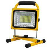 露營燈 LED強光充電投光燈戶外廣場應急燈停電照明露營野營擺攤手提家用·夏茉生活