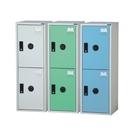 組合式多用途置物櫃 2格 (小) / 個 KDF-207F