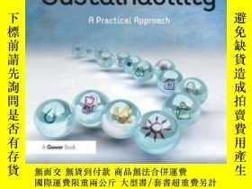 二手書博民逛書店【罕見】Design For Sustainability; 2007年出版Y171274 Tracy Bha