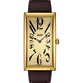 TISSOT天梭 Heritage Banana 100週年紀念錶-49mm T1175093602200